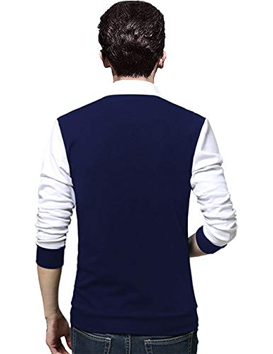 41CZXUG7ZwL EYEBOGLER Regular Men's Solid T-Shirt