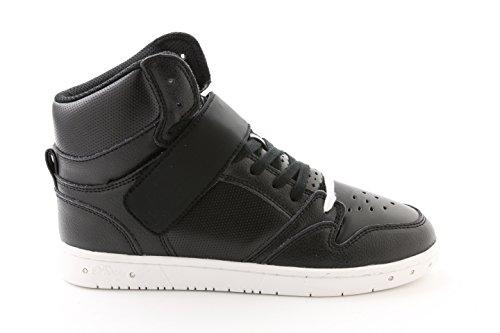Glam Pie Custom Adult Sneaker, Black, 8