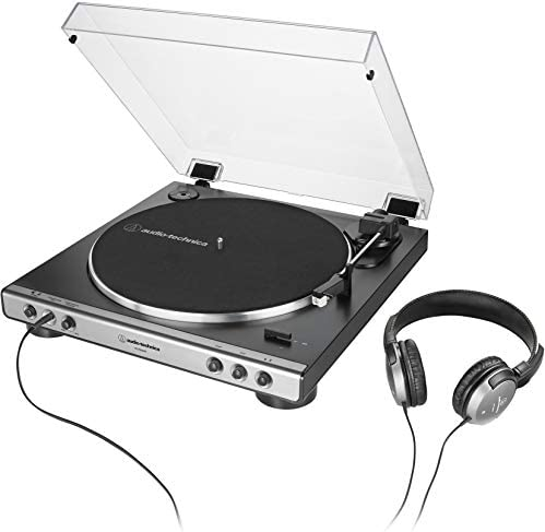 Audio Technica AT LP60XHP Hi Fidelity Lightweight Comfortable product image