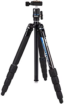 Slik Lite CF-522 Carbon Fiber Tripod w/ Removable LED Flashlight