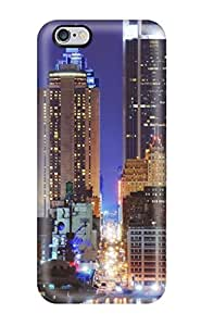 Protective Tpu Case With Fashion Design For Iphone 6 Plus (nyc)