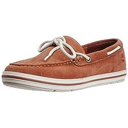Timberland Women's Casco Bay Boat Shoe Loafer