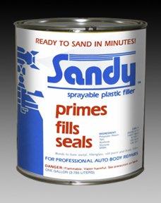Sandy Clausen CLSPF-2 Sprayable Polyester Primer - Gallon