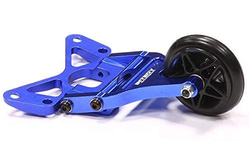 Integy RC Model Hop-ups T7922BLUE Evolution-3 Wheelie Bar for Jato
