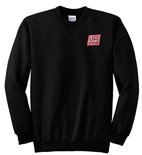 Line Crewneck Sweatshirt - 9