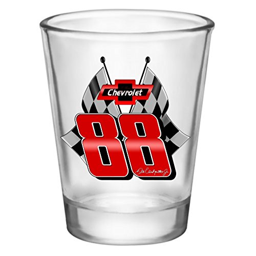 (Shot Glass - Nascar Dale Earnhardt Jr. #88 (2oz))