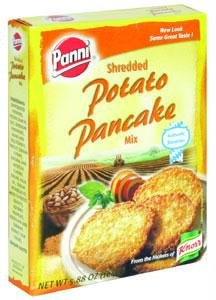 Panni Shredded Potato Pancake Mix, 5.88 (Panni Pancake Mix)