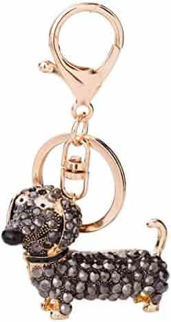 Leather Chain Ring Keyfob Heavy Duty Car Keyring Keychain Gift Handbag Pendant Men Women Chirpa Classic Key Chain