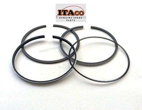 ITACO Yanmar L100 Diesel Engine Piston Ring Chinese 186 186F for Yanmar L100 Generator bore size 86MM