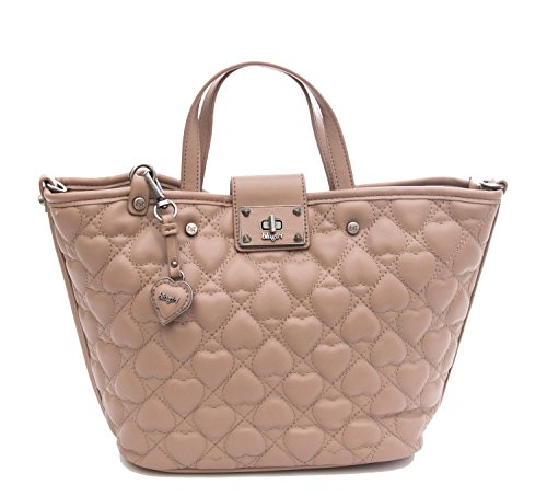 BORSA DONNA ayla small shopping Powder 120007.650