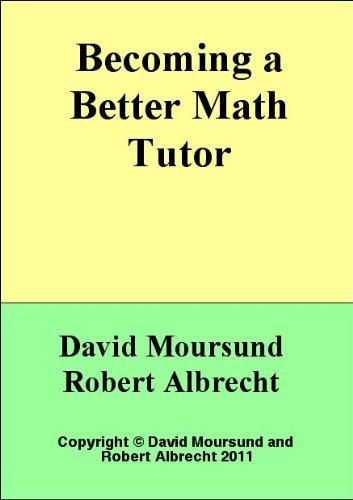 Becoming a Better Math Tutor