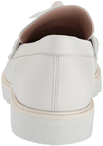 Stuart Quaste Weitzman Cush Loafer Damen Flat White Off Nappa ZZzwUvqOx