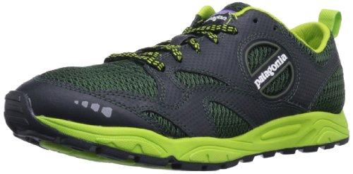 Patagonia Men's Evermore Trail Running Shoe,Black/Urbanist,12 M US