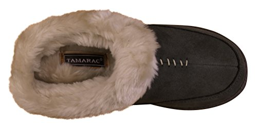 Tamarac Di Pantofole Donna Internazionale Hannah Slipper Grigio