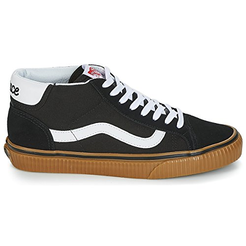 Mid power 37 Black Pack Pack gum Vans Skool Power ZBqEHxn7w7