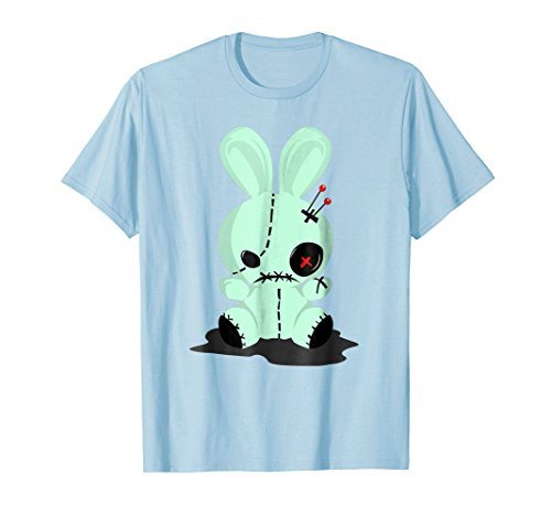 Pastel Goth Tshirts, Green Voodoo Doll Shirt For -