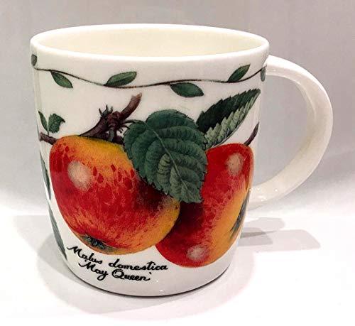 - Roy Kirkham England Fine Bone China Sophie Style Mug Apples and Apple Blossoms
