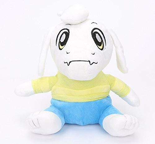 YOYOTOY Undertale Plush Toys Doll Pelucia Undertale Papyrus Asriel Toriel Temmie Chara Frisk Stuffed Plush Toys for Kids Peluche Thing You Must Have Child Boy Gifts Boys Favourite Characters by YOYOTOY