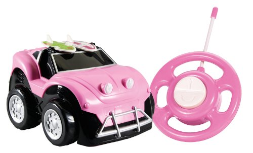 Kid Galaxy My First RC Baja Buggy. Toddler Remote Control Car, Pink, 27 MHz ()