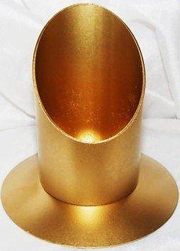 Kerzenst/änder Kerzenhalter f/ür Taufkerze Kommunionkerze T-106 40 mm Durchmesser