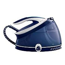 Philips GC9324/20 Ferro con Generatore di Vapore PerfectCare Aqua PRO, Tecnologia OptimalTEMP, fino a 6.5 bar di Pressione, Colpo Vapore 440 g, Serbatoio 2.5 L
