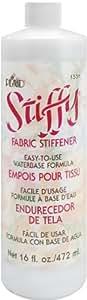 Plaid Stiffy Fabric Stiffener (16-Ounce), 1551