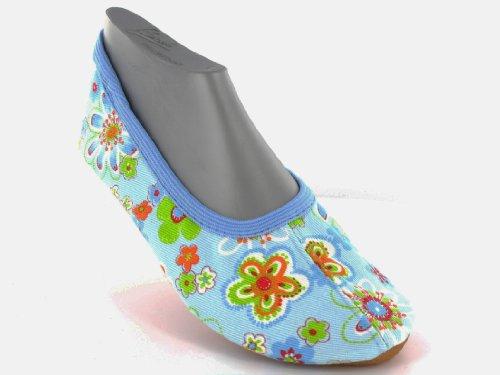 Beck Hippie 218 - Zapatillas de gimnasia - azul claro