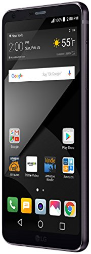 LG G6+ - 128 GB - Unlocked (AT&T/T-Mobile/Verizon) - Black - Prime Exclusive by LG (Image #1)