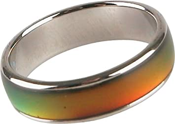 Tobar 01265 Mood Ring: Amazon.co.uk: Toys & Games