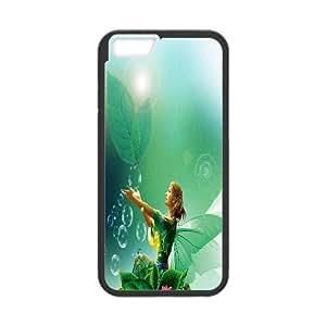 "C-Y-F-CASE DIY Design The Cute Elves Pattern Phone Case For iPhone 6 Plus (5.5"")"