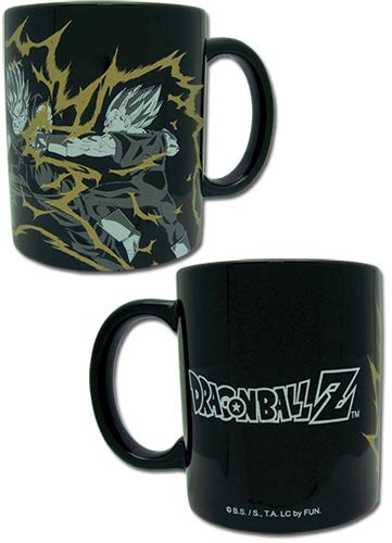 Dragon Ball Z: Goku vs Vegeta Mug (Vs Vegeta Goku)