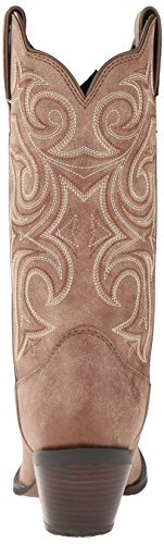 Durango Womens 11 Tommer Skurv-upped Knuse Riding Boot Kanel