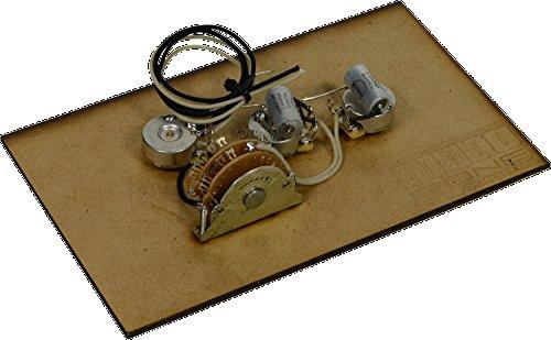 Pre-Wired Strat HSS 5-Way Wiring Kit