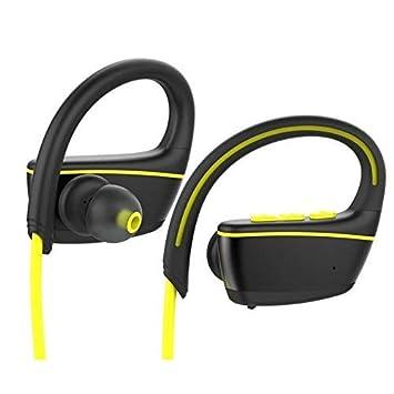 Headset Deportes en la Oreja, Auriculares Bluetooth Impermeables ...