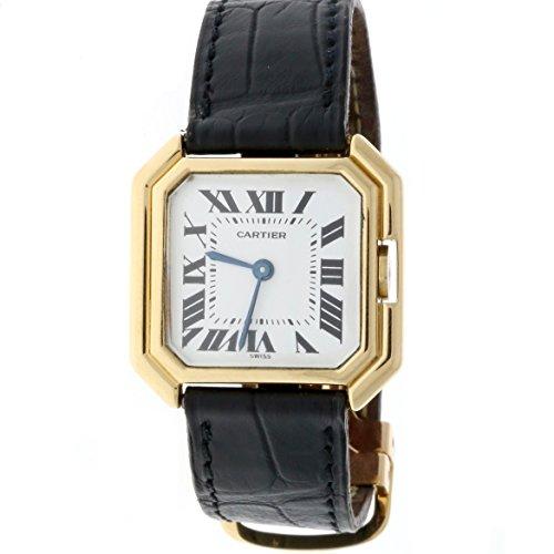 Cartier Paris analog-quartz womens Watch 5087 (Certified Pre-owned)