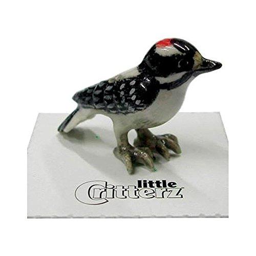 Little Critterz Drummer Downy Woodpecker
