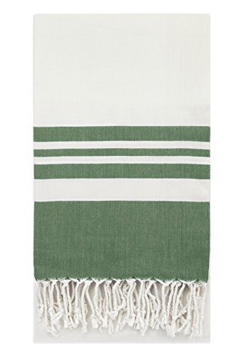 eshma-mardini-peshtemal-turkish-bamboo-towel-beach-pool-cover-up-picnic-bath-spa-sauna-green-