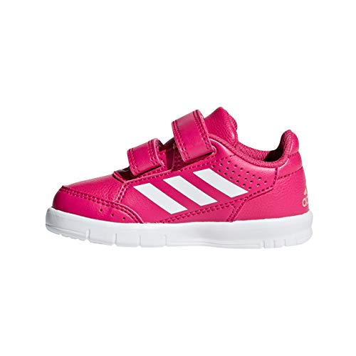 Altasport Chaussons Blanc Pastel Orange Rose Bb I Adidas Gymnastique Unisexe De Flash Cf Pour ZTFdnd