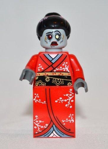 LEGO ZOMBIE GEISHA- Custom Series 1 Minifigure -
