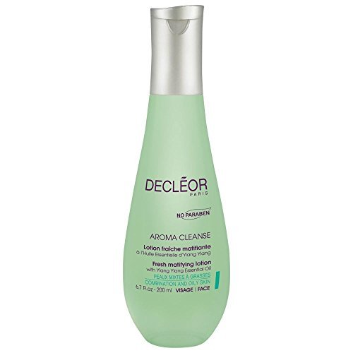 Decléor Fresh Matifying Lotion with Ylang Ylang Essential Oil 200ml