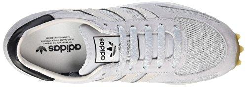 adidas Trainer Og, Scarpe da Ginnastica Basse Uomo Grigio (Clear Grey/Pearl Grey/Gum)