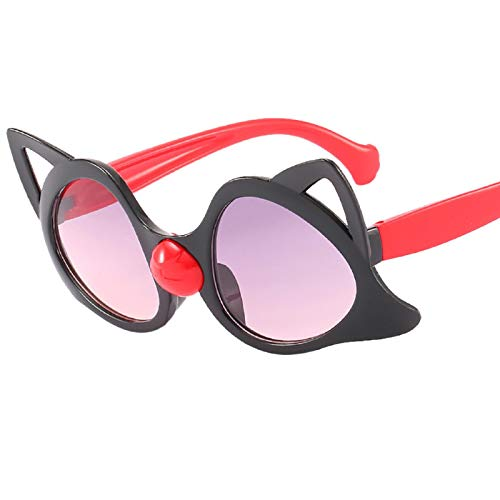 Toddler Sunglasses 100% UV Proof Flexible Boys Girl Baby Novelty Party Sun Glasses