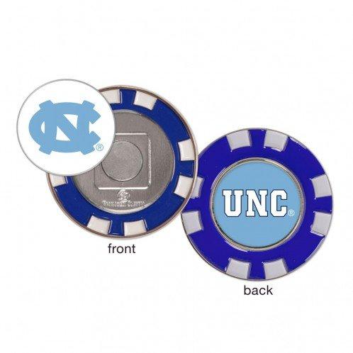 WinCraft UNC University of North Carolina Tar Heels Ball Marker Challenge Coin Poker Chip Metal by Wincraft