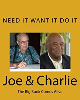 Joe and Charlie Big Book Study on 11 CDs with Handouts ...