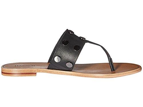 Open Leather Negro Casual Max Womens Hammitt Toe zpxqnwC8ta