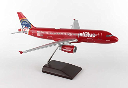 "Executive Series Models JetBlue A320 ""Blue Bravest"" FDNY Model Kit (1/100 Scale)"