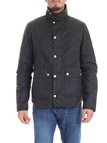 Barbour Men's Bacps1559ny92 Blue Polyester Outerwear Jacket