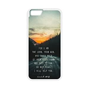 """Custom New Cover Case for Iphone6 4.7"""", Christian bible verses quotes Phone Case - HL-524115"""