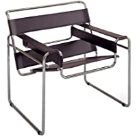 Marcel Breuer Wassily Chair - Brown Leather High Quality