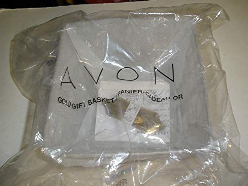 (Avon Gold Metal Design Gift Basket Creation Kit)
